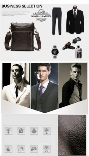 Túi đeo chéo MARRANT - BHM9010