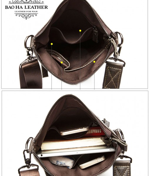 Túi đeo chéo MARRANT - BHM9010 (2)