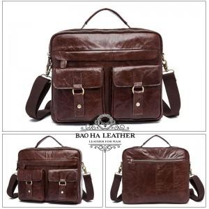 Túi da ngựa cao cấp - BHM8001ND