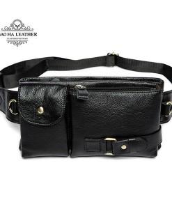 Túi da đeo bụng - BHM9080D