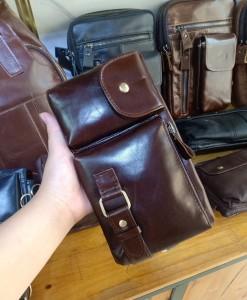 Túi da đeo bụng - BHM9080N