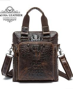 Túi đeo cá sấu Marrant - BHM8831