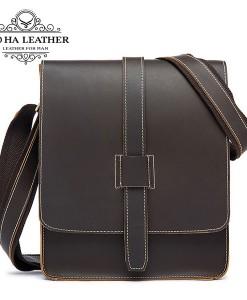 Túi đeo chéo da ngựa điên - BHM1045