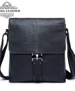 Túi đeo chéo khóa chữ H - BHM8835