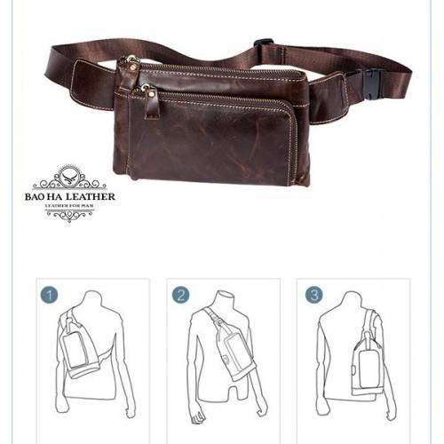 Các cách đeo túi