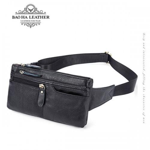 Túi bao tử - BHM8943 màu đen
