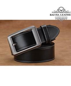 Thắt lưng khóa kim da bò cao cấp - BH1894D
