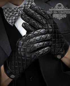Găng tay nam da dê cao cấp - BH6608D