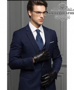 Găng tay da dê nam cao cấp - BHY8101 Sang trọng và Đẳng cấp