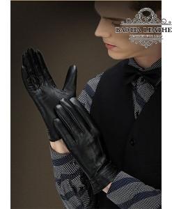 Găng tay da nam lịch lãm - BH6536 (4)