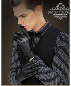 Găng tay da nam lịch lãm - BH6536