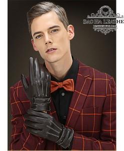 Găng tay nam có cúc bâm  ở mu bàn tay - BH6301