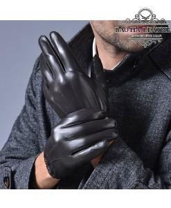 Găng tay nam da cừu - BHM6225D (6)