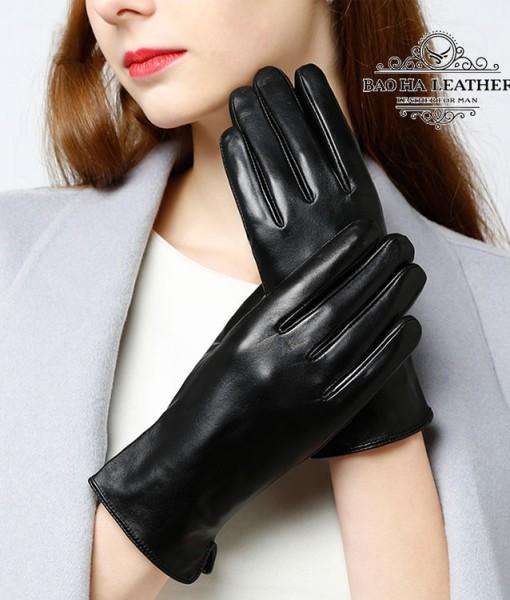 Găng tay cảm ứng nữ đơn giản - BH6737 (10)