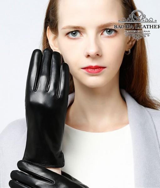 Găng tay cảm ứng nữ đơn giản - BH6737 (12)