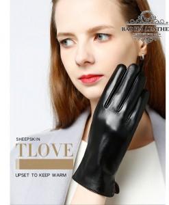 Găng tay cảm ứng nữ đơn giản - BH6737