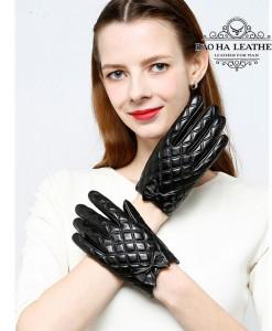 Găng tay nữ họa tiết quả trám - BH6747 (9)