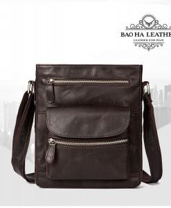 Túi da đeo chéo mới nhất 2018 - BHM7118