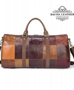 Túi da bò du lịch - BHM1099