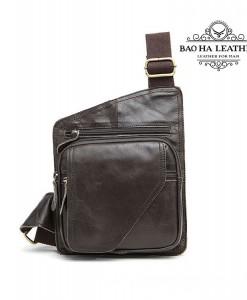 Túi đeo ngực da thật - BHM9107