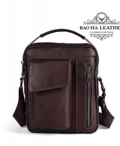 Túi đeo chéo nam da thật nhỏ gọn - BHM8211C