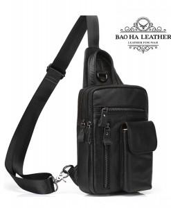 Túi da đeo trước ngực - BHM8871D (10)