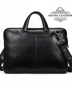 Túi xách công sở nam da thật - BHM392