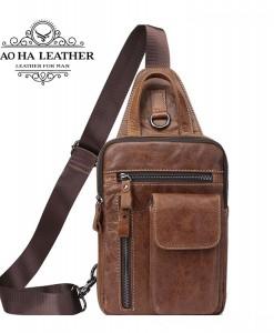 Túi da đeo trước ngực - BHM8871