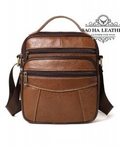 Túi da đeo chéo dáng hộp - BHM8318