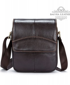Túi da đeo chéo nam Bao Ha Leather - BHM1268