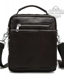 Túi da đeo chéo dạng hộp BHM8806