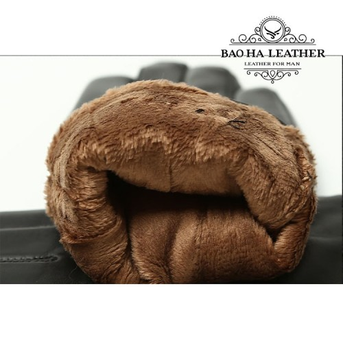 Lót lông siêu mềm mại và ấm áp