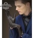 Găng tay da thật cao cấp BH6266 màu Nâu