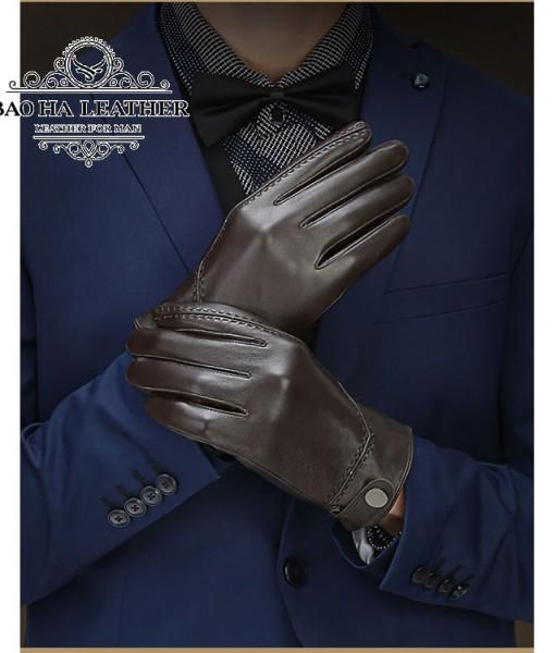 Găng tay da thật cao cấp BH6266 (12)