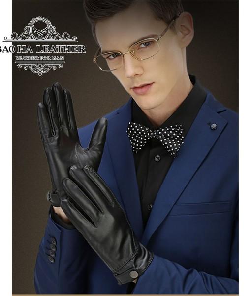 Găng tay da thật cao cấp BH6266 (13)