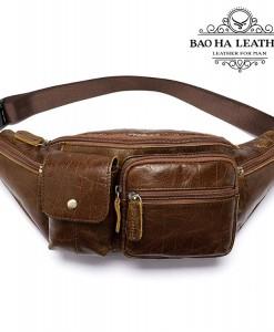 Túi bao tử nam da bò cao cấp BHM8399