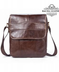 Túi đeo chéo da bò giá rẻ - BHM1121