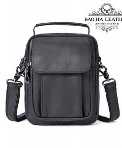 Túi da đeo vai nam nhỏ - BHM7910