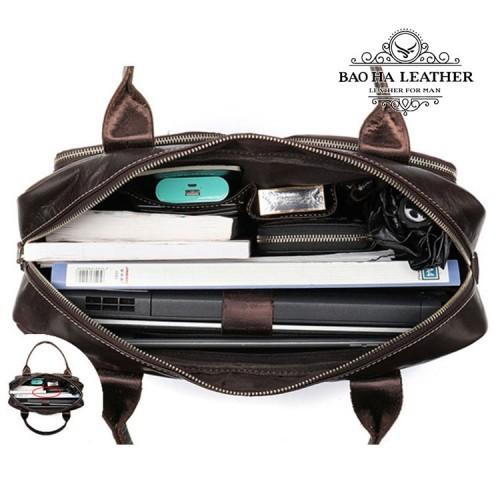 Sức chứa lớn với laptop 14inch, tại liệu A4, vô vàn phụ kiện