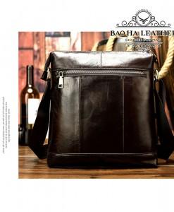 Túi da nam đeo chéo Bao Ha Leather BHM8209