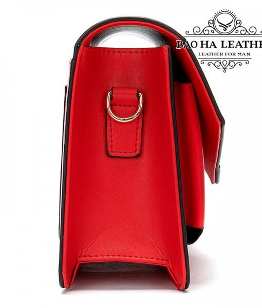Túi đeo chéo nữ da bò phong cách WESTAL - BHW8600 (14)
