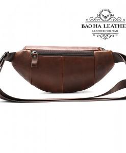 Túi da đeo trước bụng - BHM8591