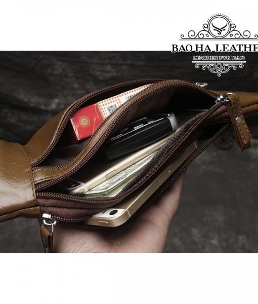 Thoải mái để phụ kiện nhỏ như ví tiền, điện thoại, bao thuốc, hộ chiếu