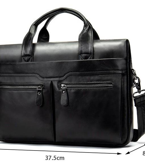 Kích thước túi vừa laptop 14inch cùng nhiều tài liệu, phụ kiện khác...