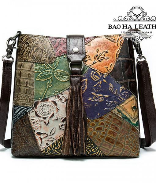 Túi đeo chéo nữ da bò cao cấp - BHM6382 (22)