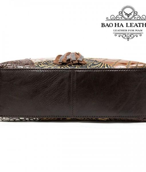 Đáy túi dày đến 7.5cm