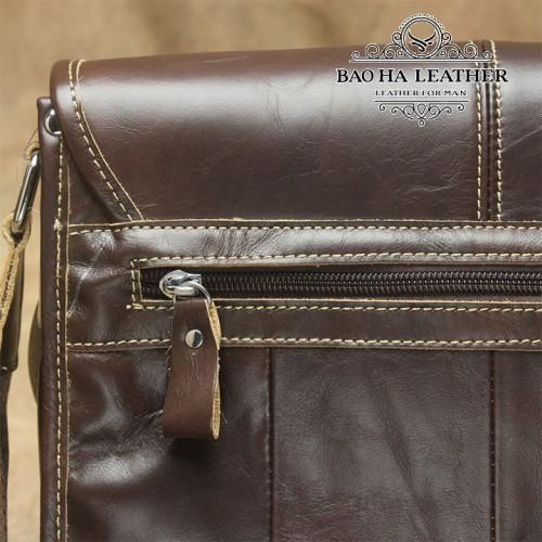 Khóa kéo trơn chu, không gây khó chịu mỗi khi mở, đóng túi