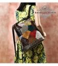 Túi xách nữ đa năng da bò cao cấp - BHW6386 - Vừa là túi xách vừa là Balo