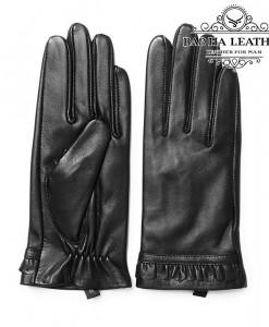 Găng tay nữ da cừu lót lông - BHY9818 (5)