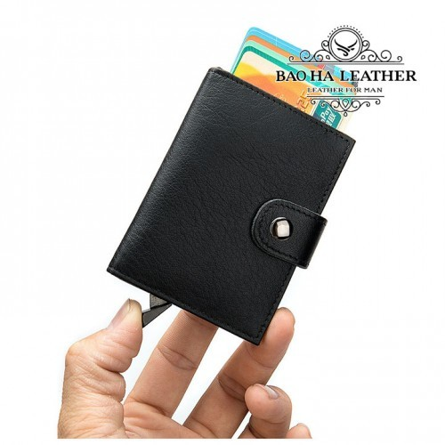 Ví đựng thẻ card tự động - BHM8602